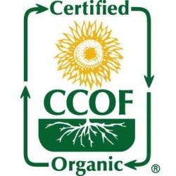 CCOF Certified Organic | BIO Siegel